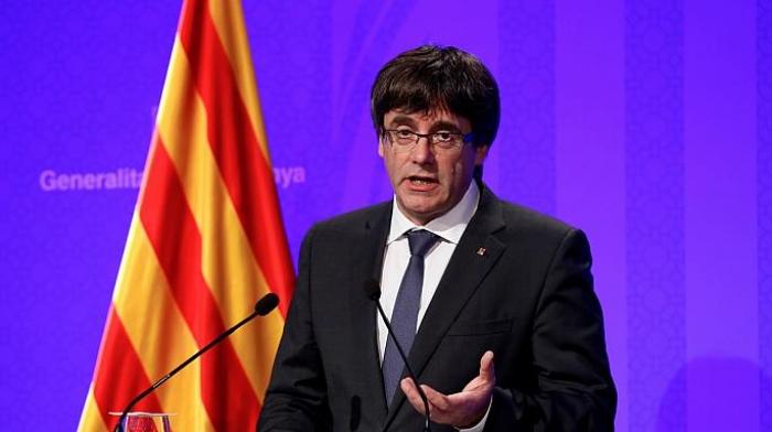 Catalan leader says not afraid of arrest over independence