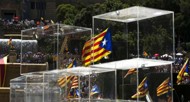 Catalans undecided on support for independence bid - Poll
