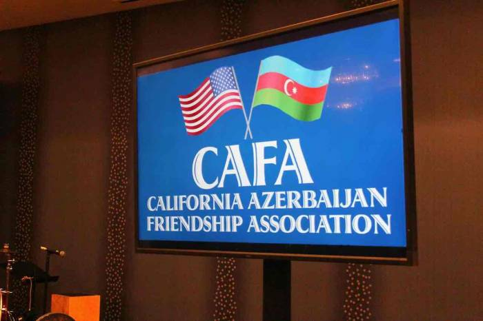 Kaliforniya Azərbaycan Dostluq Assosiasiyası yaradılıb - Fotolar