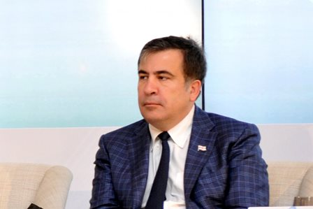 """""""Azərbaycan Avropa ölkələrindən daha liberaldır"""" - Saakaşvili"""