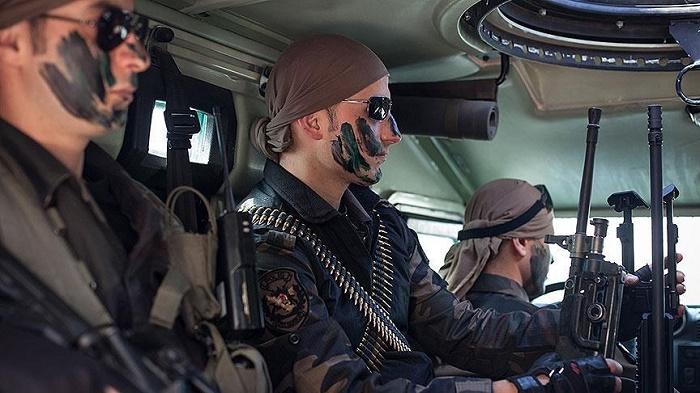 İstanbula xüsusi təyinatlı qüvvələr yeridildi