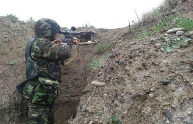 Armenia 123 times breaks ceasefire with Azerbaijan in 24 hours