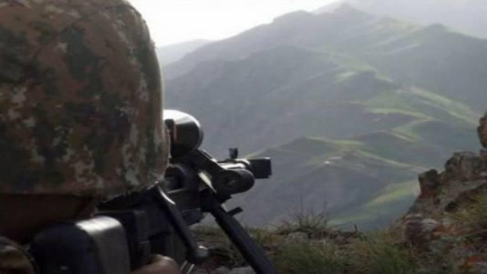 Armenien setzt Minenwerfer im Kaliber 60 mm ein