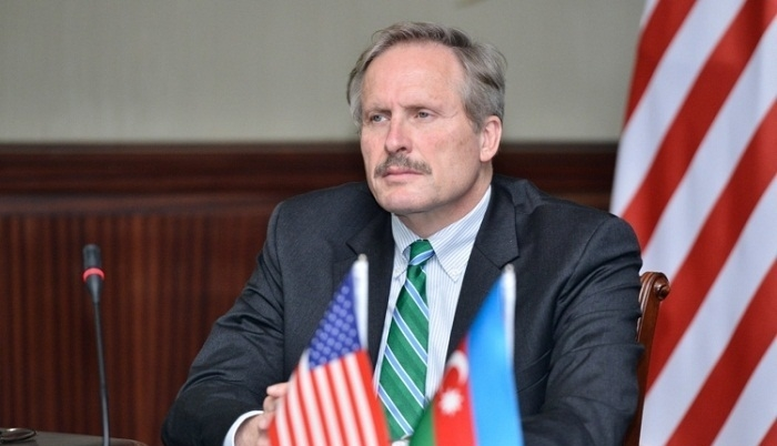 """""""US pleased to continue cooperation with Azerbaijan within ACG agreement"""""""