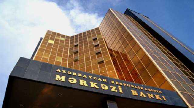 Azerbaijani Central Bank's currency reserves up by $1B