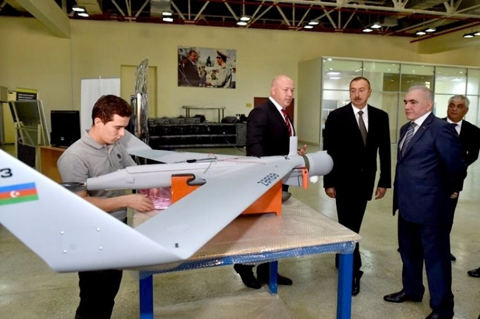 Azerbaijan soon to start serial production of suicide drones