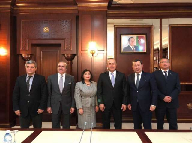 Turkey to continue supporting Azerbaijan on every int'l platform - Cavusoglu
