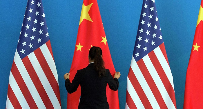 China imposes retaliatory sanctions on U.S. officials