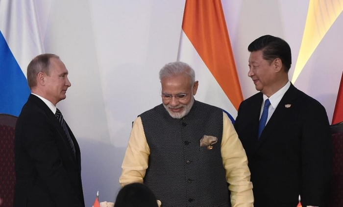 Why Russia won't choose sides between China and India