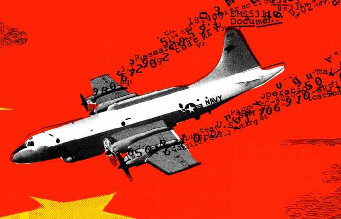 Snowden documents reveal scope of secrets exposed to China in 2001 spy plane incident