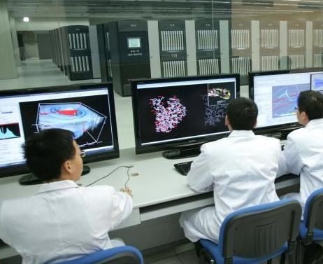 Superkompyuter Çinin ətraf mühitini araşdıracaq