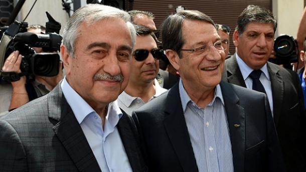 Fue cancelada hasta el 23 de junio la entrevista de los líderes chipriotas