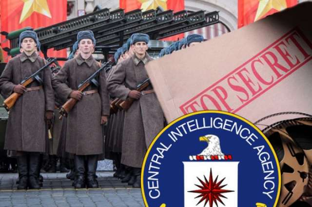 Top secret CIA files reveal US plan to start a WAR with Russia