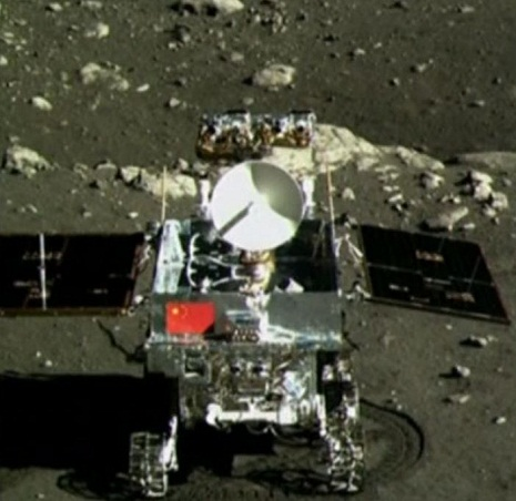 Şərhsiz: Çinin `Chanee 3`aparatı aya eniş edir – VİDEO