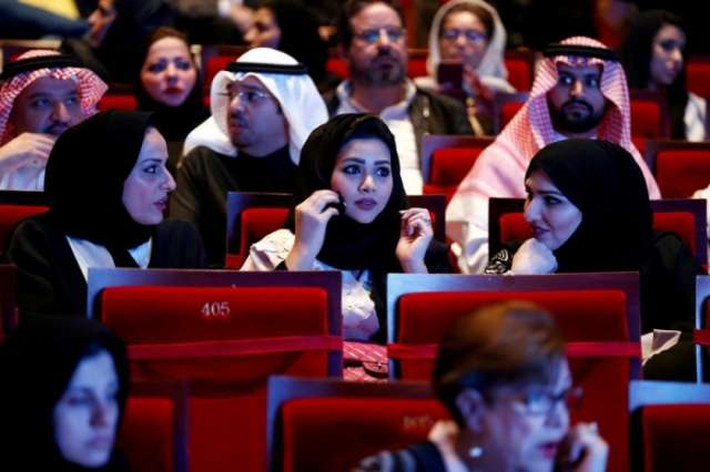 Saudi Arabia says cinemas will be allowed from early 2018