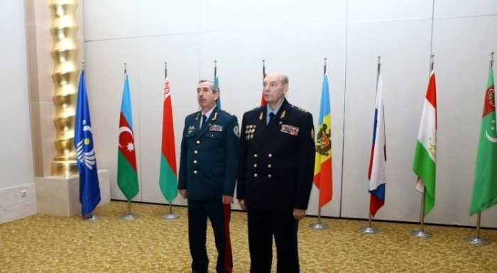 25 documents signed at Baku session of CIS Border Troops Commanders Council