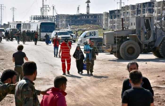 Mueren tres civiles en un bombardeo en la provincia siria de Alepo