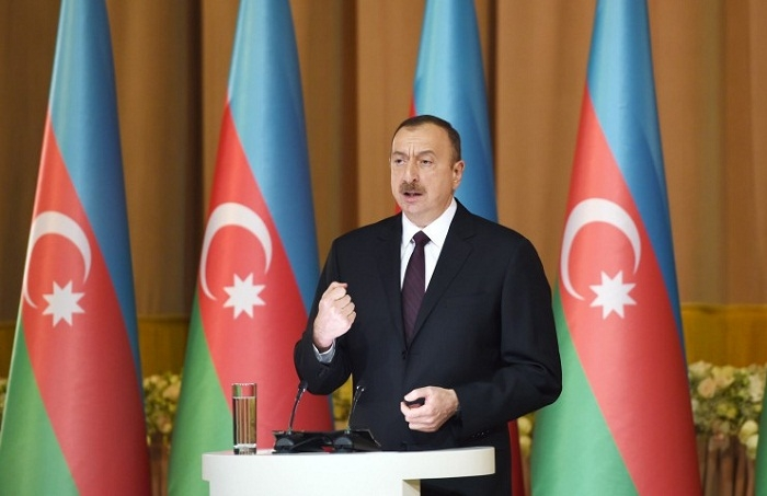 Armenia returns to negotiation process - Ilham Aliyev