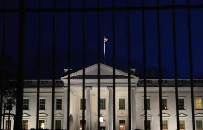 Amago de bomba dispara las alarmas en la Casa Blanca