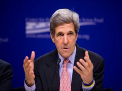 John Kerry: U.S. have a serious interest in settlement of the Nagorno-Karabakh conflict