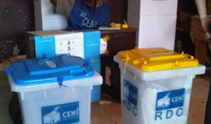 No Congo election until mid-2019, says electoral commission