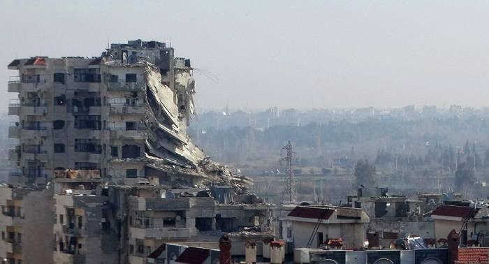 Syrie: 100.000 déplacés en un mois de combats aux portes d'Idleb