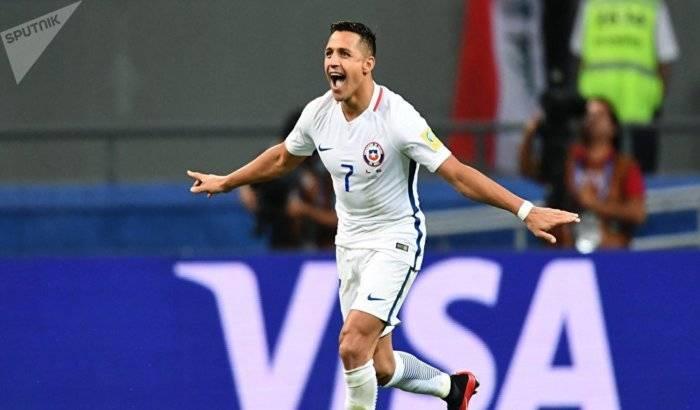 Chile y Alemania disputarán la final de la Copa Confederaciones