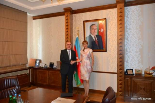 CoE Baku Office head ends diplomatic tenure