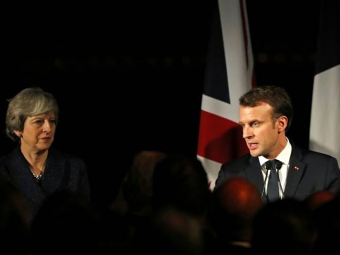 Brexit: un accord spécial entre le Royaume-Uni et l'UE possible, selon Macron