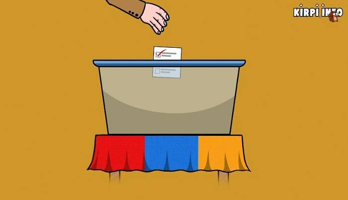 "Kriminal rejimin ""seçki""si – Siyasi Animasiya"