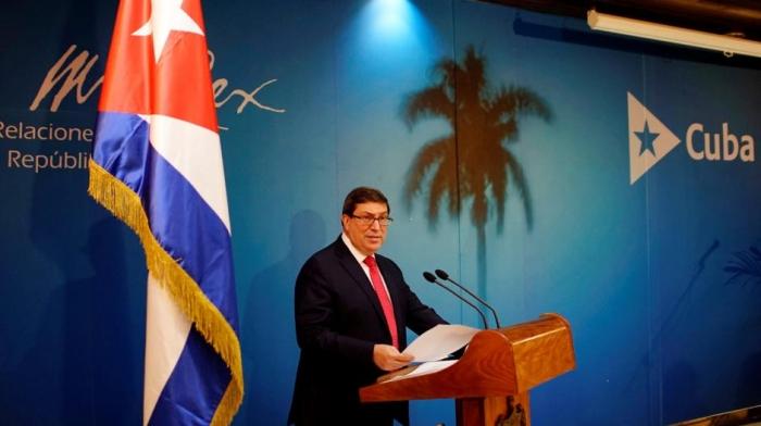 U.S. expels 15 Cuban diplomats, fuelling tensions with Havana