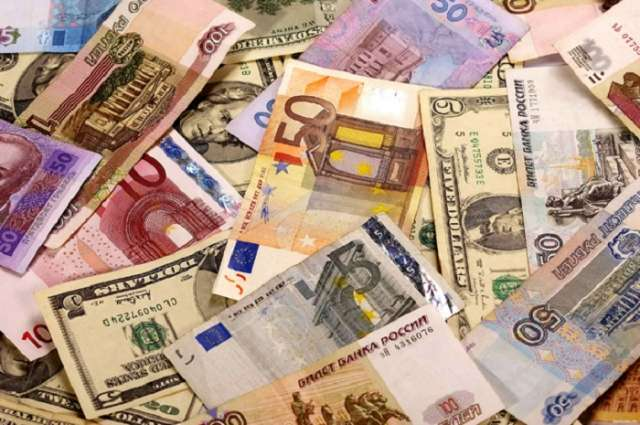 Azerbaijani currency rates for Aug. 15
