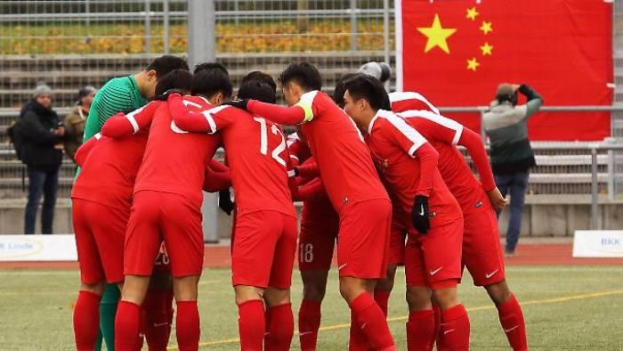 DFB setzt Testspiele gegen Chinas U20 aus