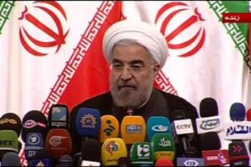 Rouhani vows  transparency  on  nuclear  issue