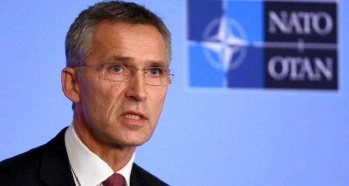 NATO-nun baş katibi Türkiyədən üzr istədi