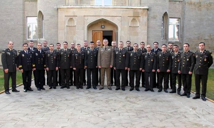 Bakıda NATO-nun təlim kursu keçirilir