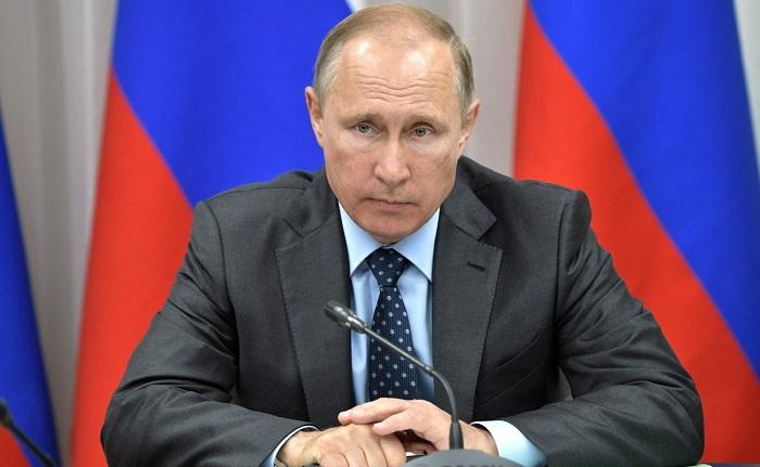 Putin Suriyaya görə generalları topladı