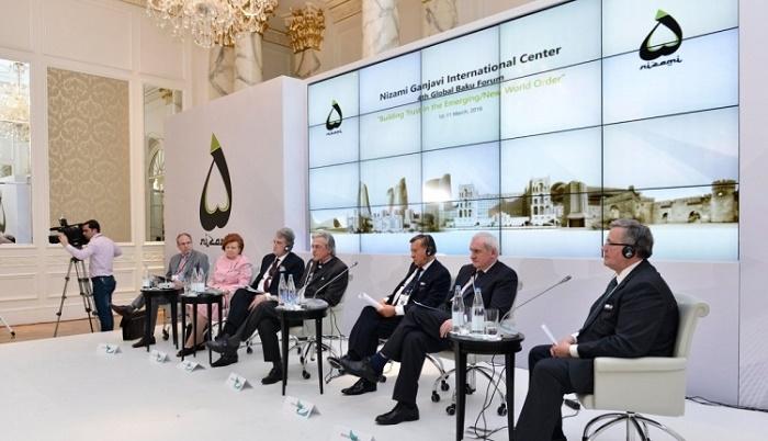 Panel on Ukraine crisis held as part of IV Global Baku Forum