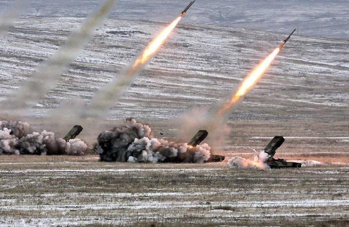 Dağıdıcı silahlarımız - Bu raket İrəvanı yerlə yeksan edə bilər