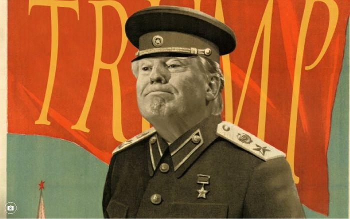 Khrushchev's Granddaughter Just Compared Trump To Stalin