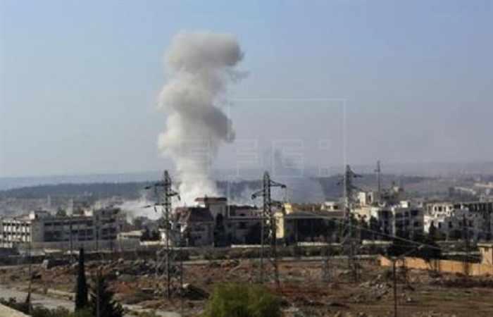Dos muertos y varios heridos en un ataque aéreo israelí contra Damasco