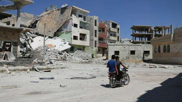 Syrian regime declares 48-hour cease-fire in Daraa city