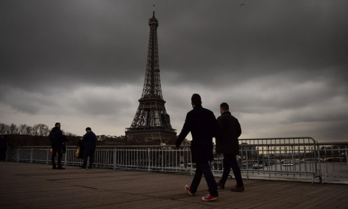 Ain't no sunshine: winter is one of darkest ever for parts of Europe