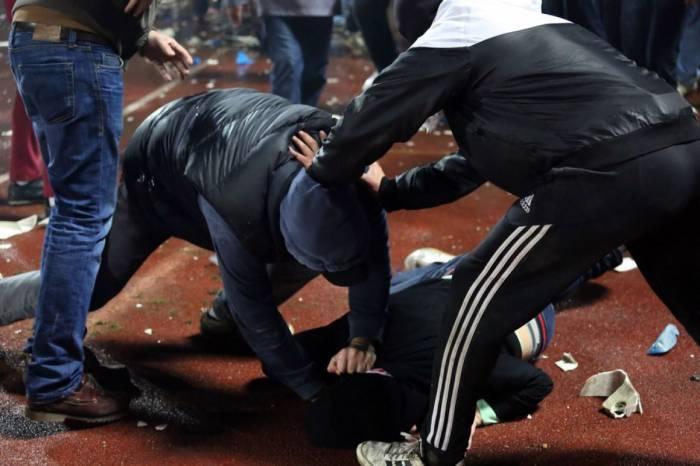Moskvada ermənilərlə taciklər arasında kütləvi dava