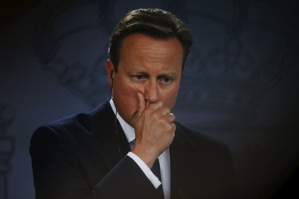 David Cameron Urges G7 To Tackle `Cancer Of Corruption`