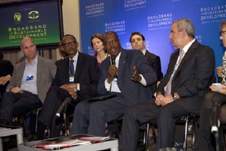 Davosda BMT Komissiyasının xüsusi forumu keçirildi