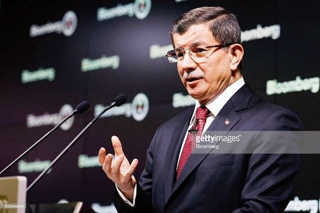 Davudoğlu Avropaya meydan oxudu: `Prezidenti təhqir edirlər`