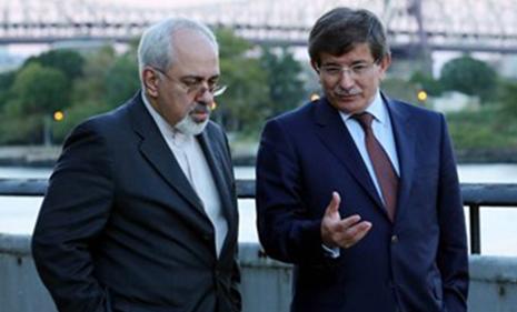 İran və Türkiyə nazirləri Çində görüşdü