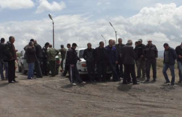 Rusiyanın Gümrüdəki bazasında etiraz: Maaş verilmir