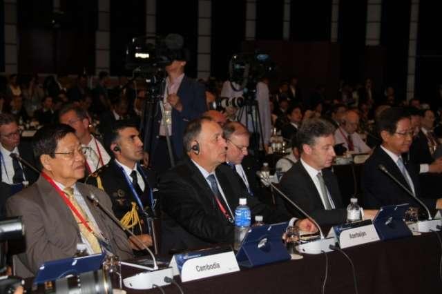 Azerbaijani delegation attends sixth Seoul Defense Dialogue